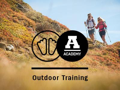 Outdoor training sidas academy