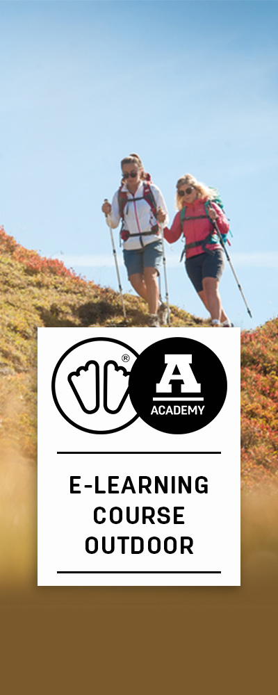 E-learning outdoor sidas academy