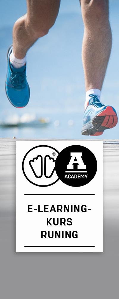 E-learning-kurs running