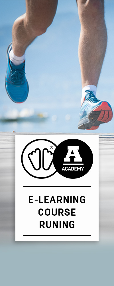 E-learning running sidas academy